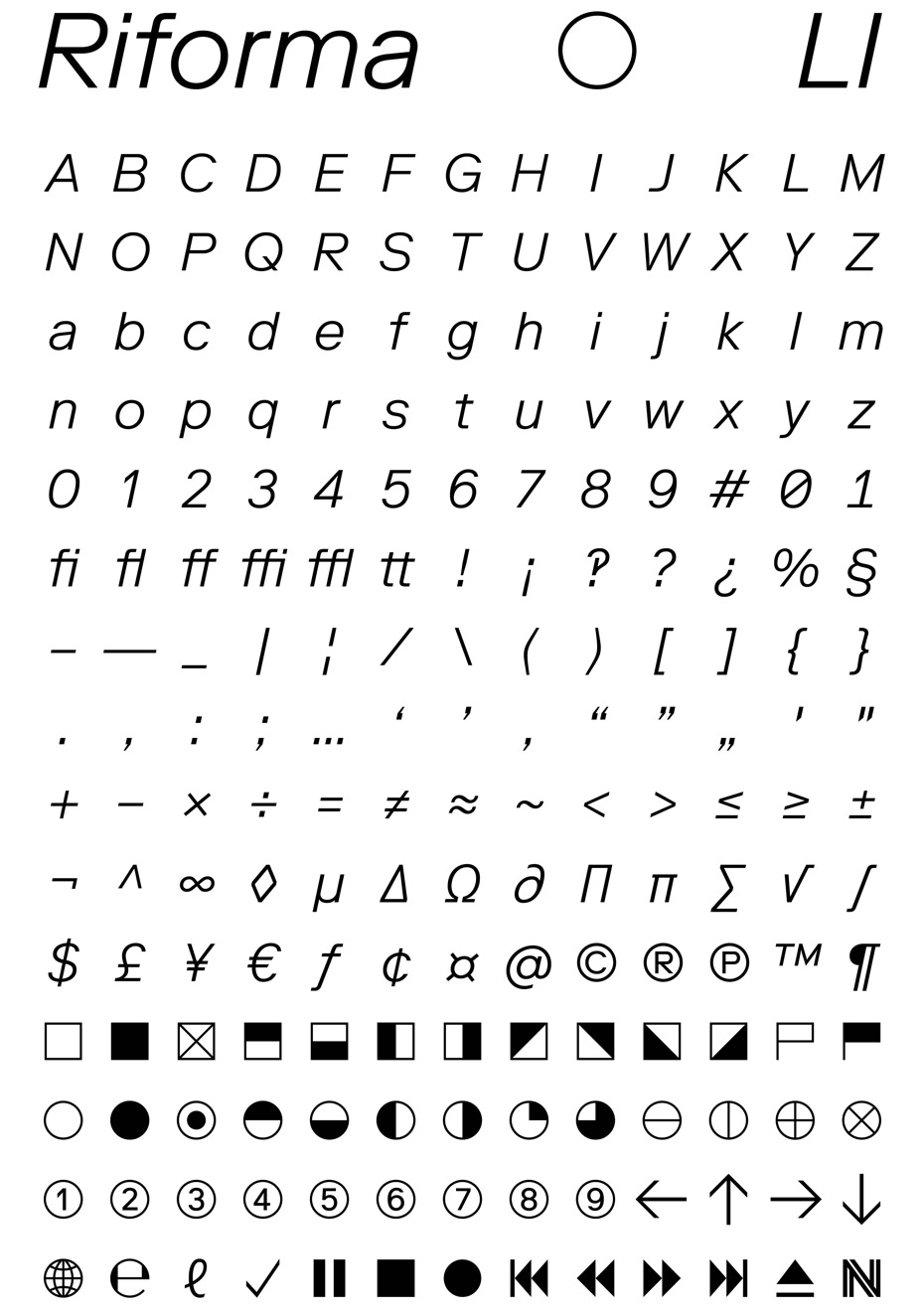 Type Journal • An interview with studio NORM